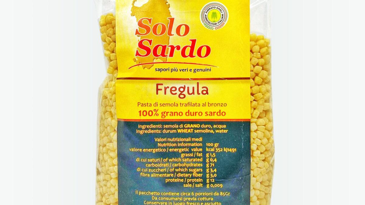 Fregula - Solo Sardo