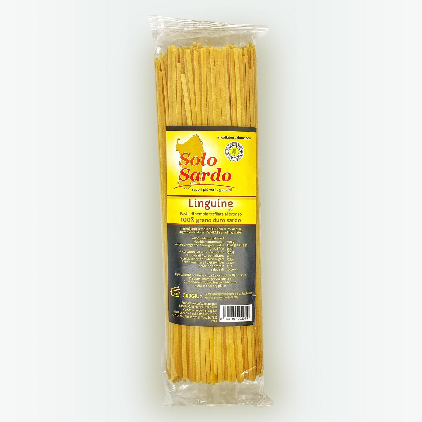 Linguine - Solo Sardo
