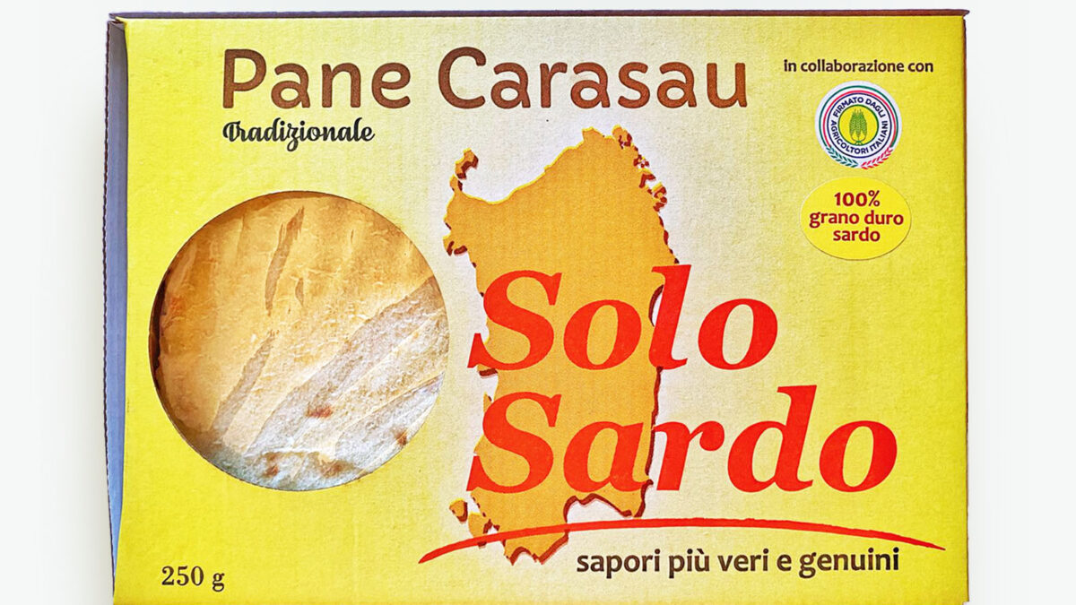 Pane Carasau - Solo Sardo