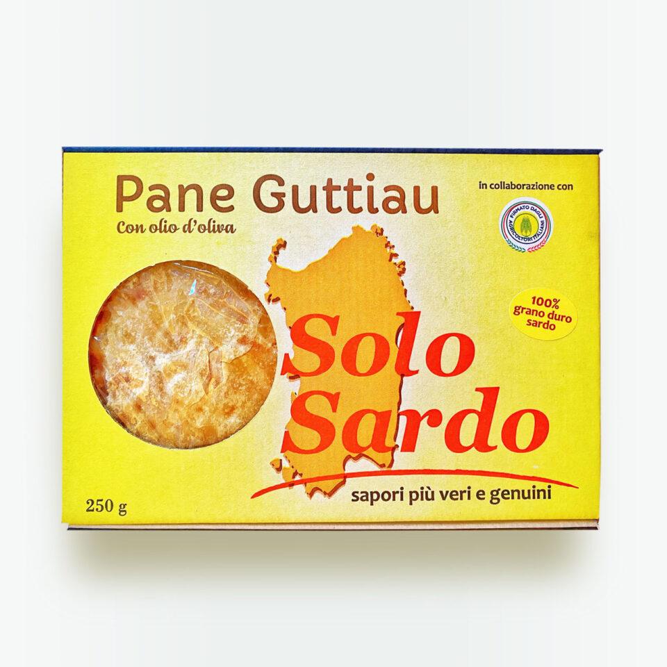 Pane Guttiau - Solo Sardo
