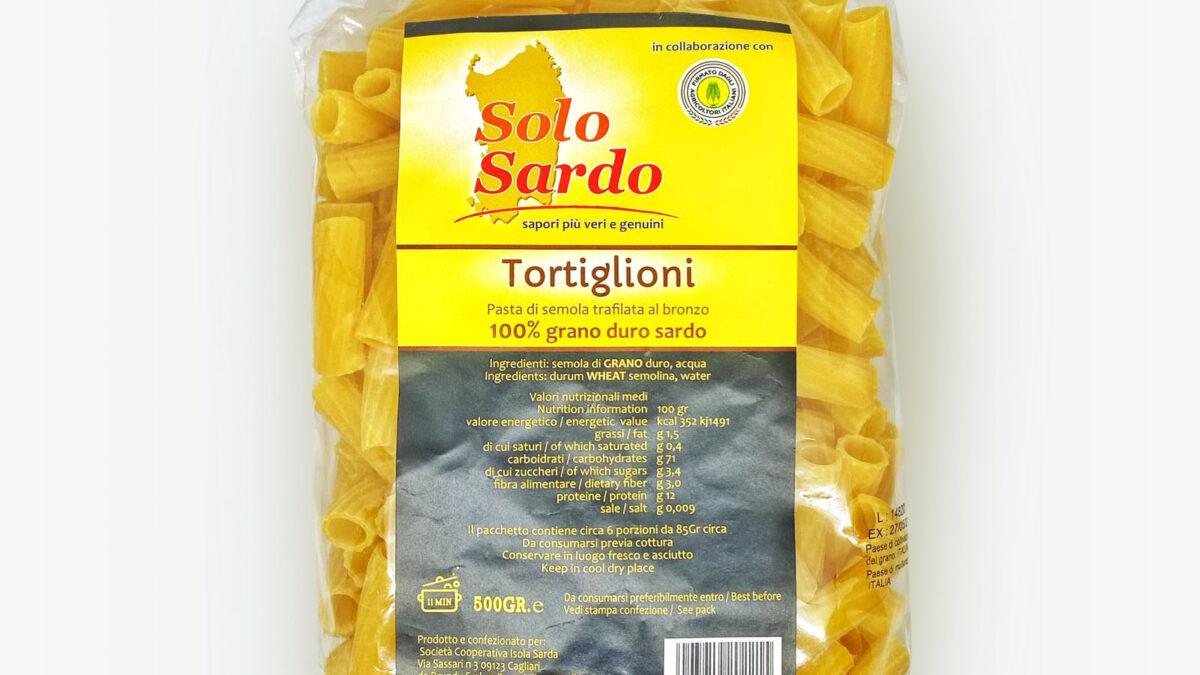 Tortiglioni - Solo Sardo