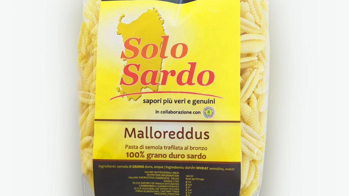 Malloreddus - Solo Sardo