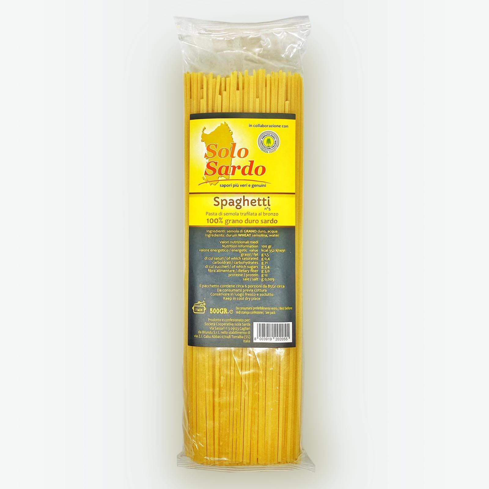 Spaghetti - Solo Sardo